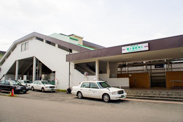 東武東上線-鶴ヶ島駅